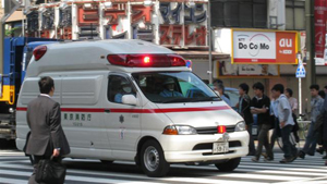 ambulance japon